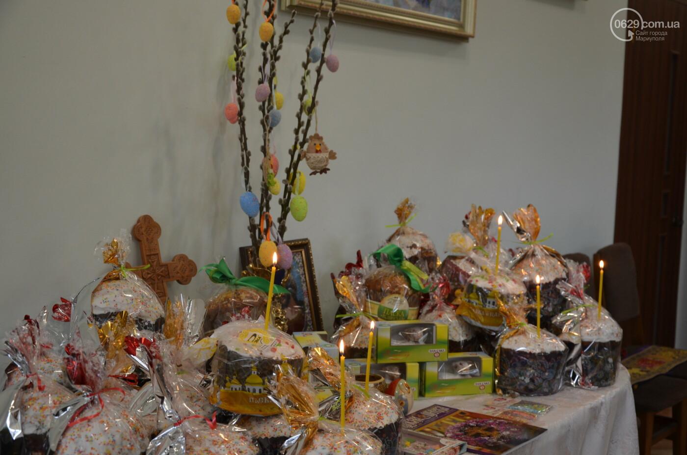 В Мариуполе ПЦУ раздаст тысячу освященных пасок, чтобы веряне оставались дома, - ФОТО, ВИДЕО, фото-1
