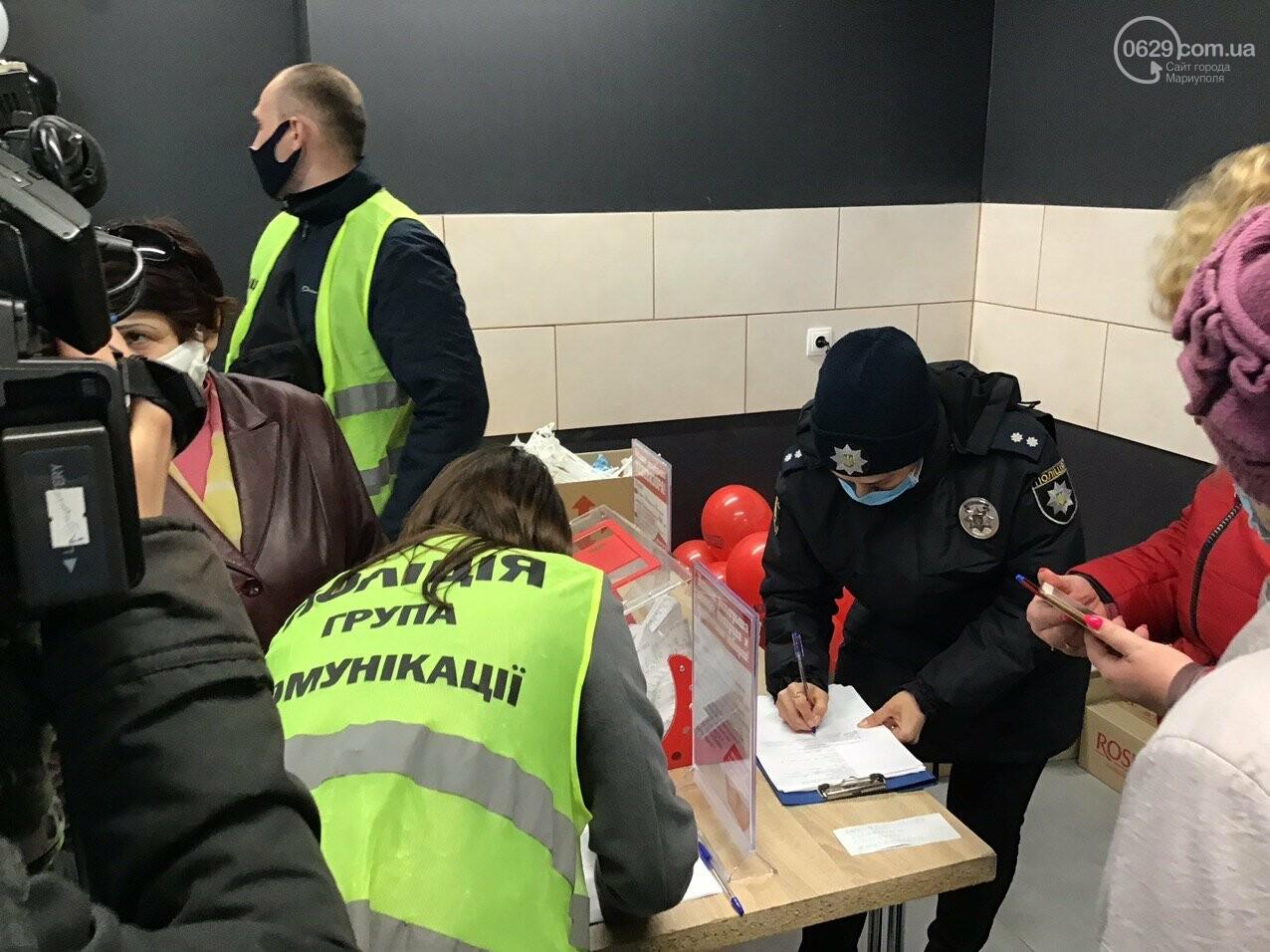 Мариупольцы в нарушение карантина штурмуют новый супермаркет, - ФОТО, ВИДЕО, фото-3