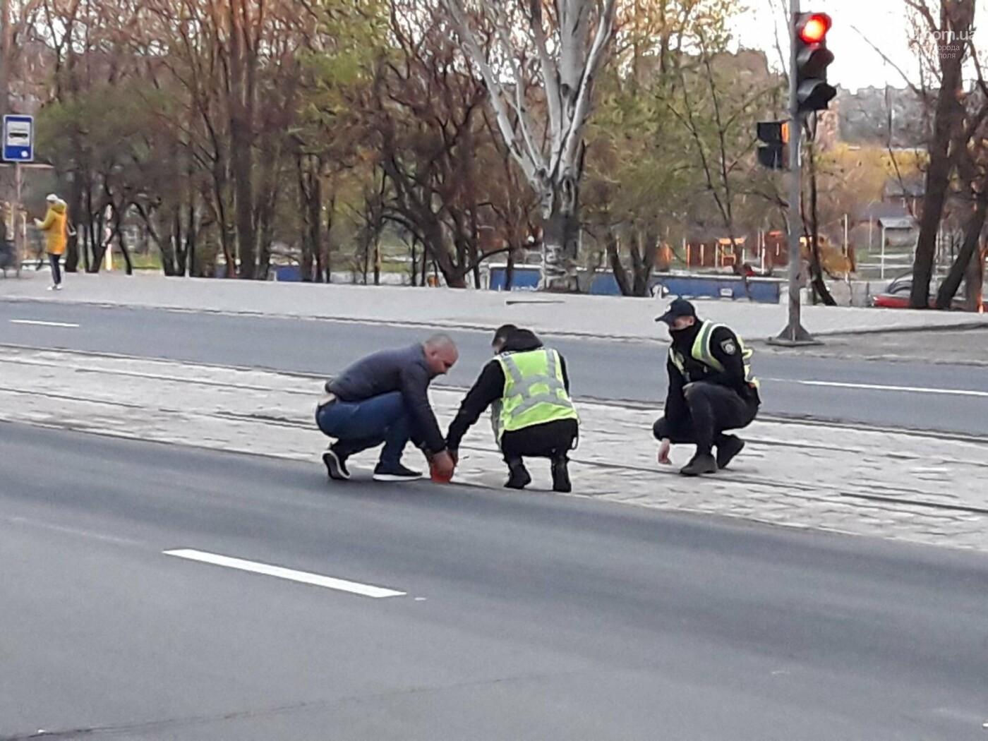 Авария на проспекте Металлургов парализовала движение электротранспорта, - ФОТО, фото-7