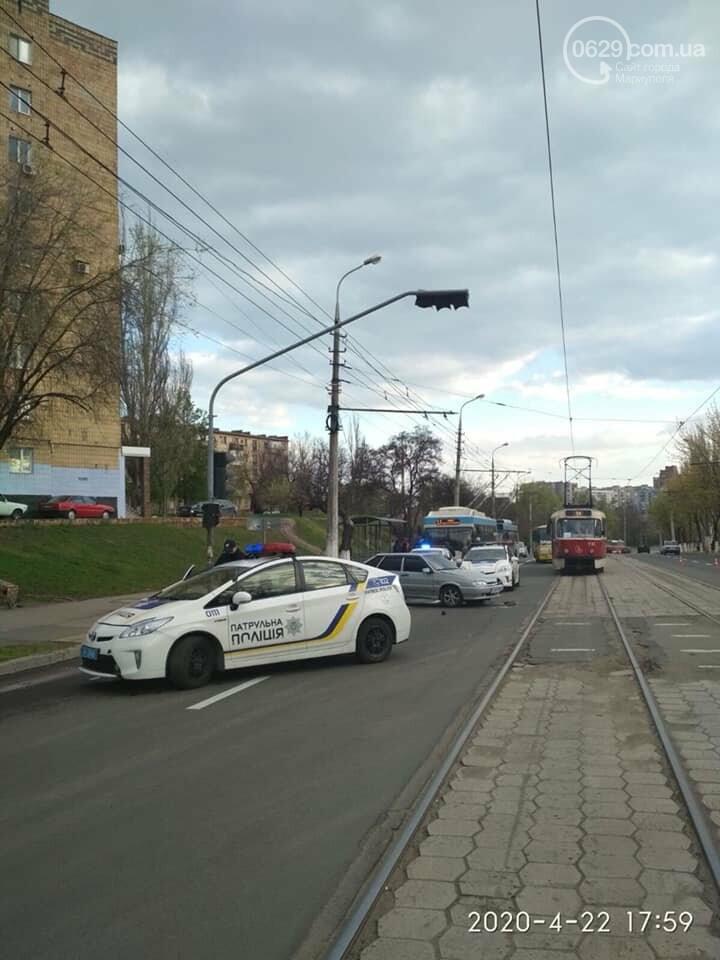 Авария на проспекте Металлургов парализовала движение электротранспорта, - ФОТО, фото-2