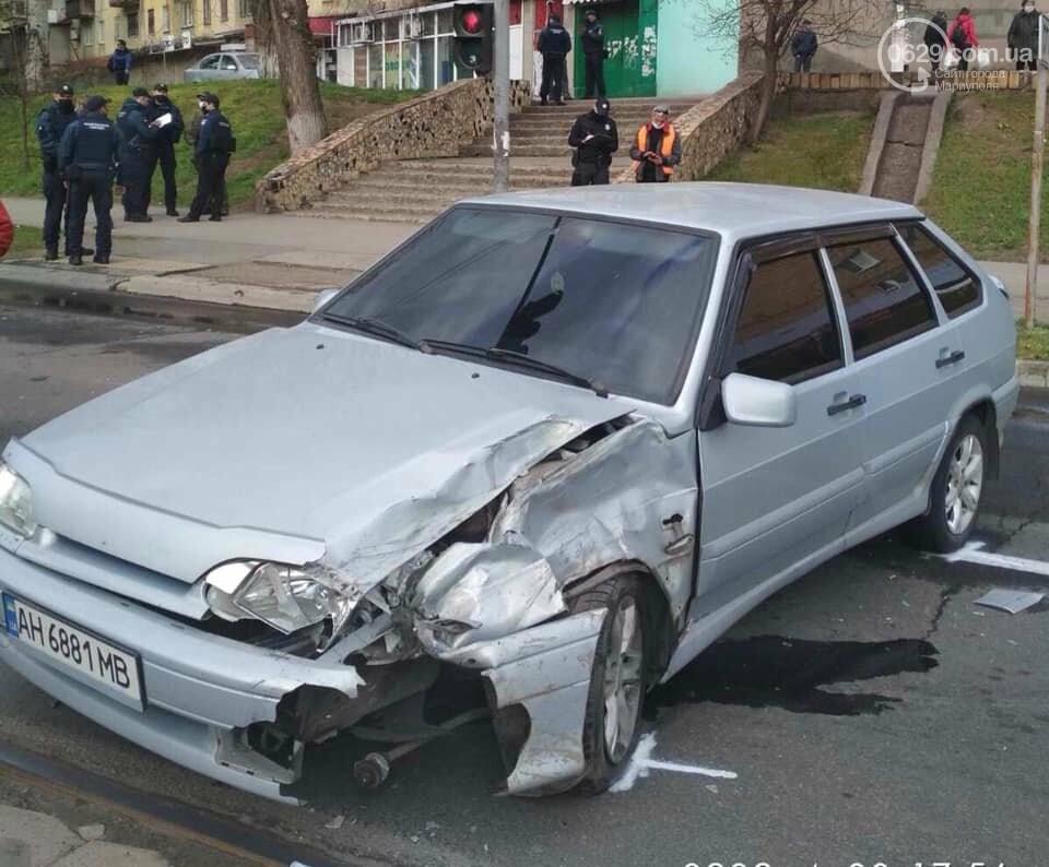 Авария на проспекте Металлургов парализовала движение электротранспорта, - ФОТО, фото-3
