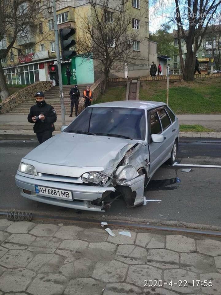 Авария на проспекте Металлургов парализовала движение электротранспорта, - ФОТО, фото-4