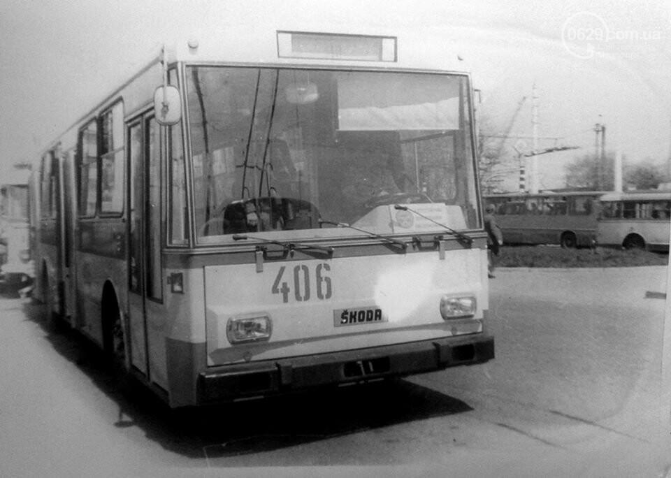 Куда девались мариупольские «Шкоды». 13 интересных фактов о мариупольском троллейбусе, - ФОТО, фото-5