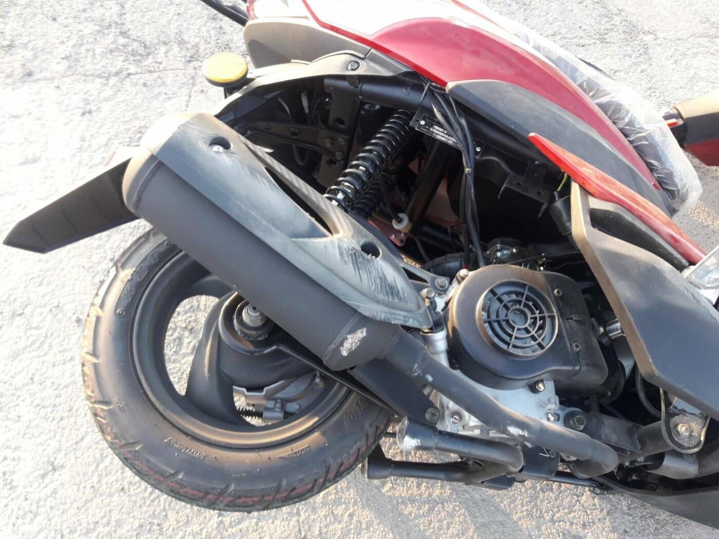 В Мариуполе в аварии пострадал мопедист, - ФОТО, фото-4