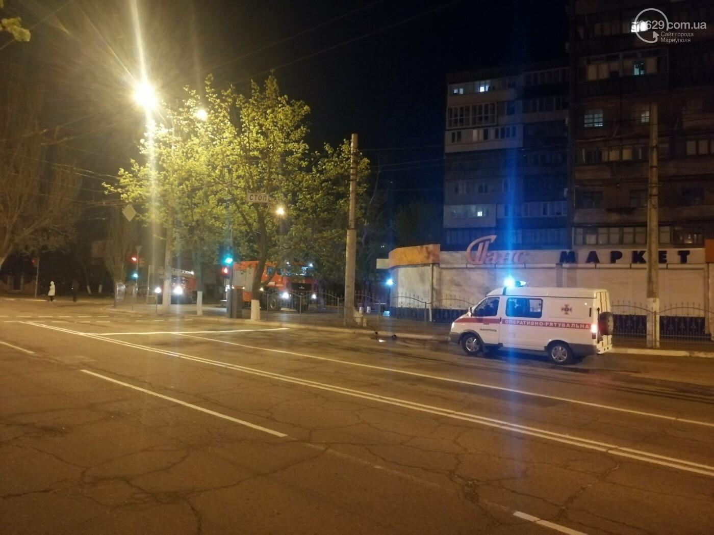 В многоэтажке на Нахимова  сгорел балкон, - ФОТО, фото-3