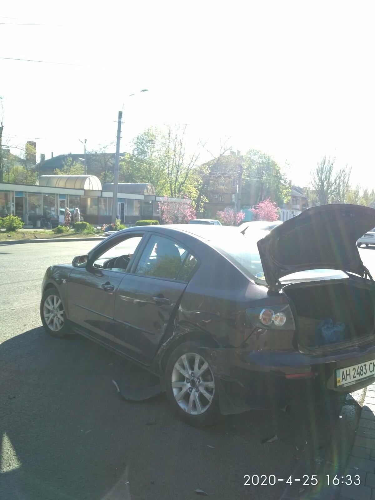 В Левобережном районе в аварии пострадала девушка, - ФОТО, фото-3