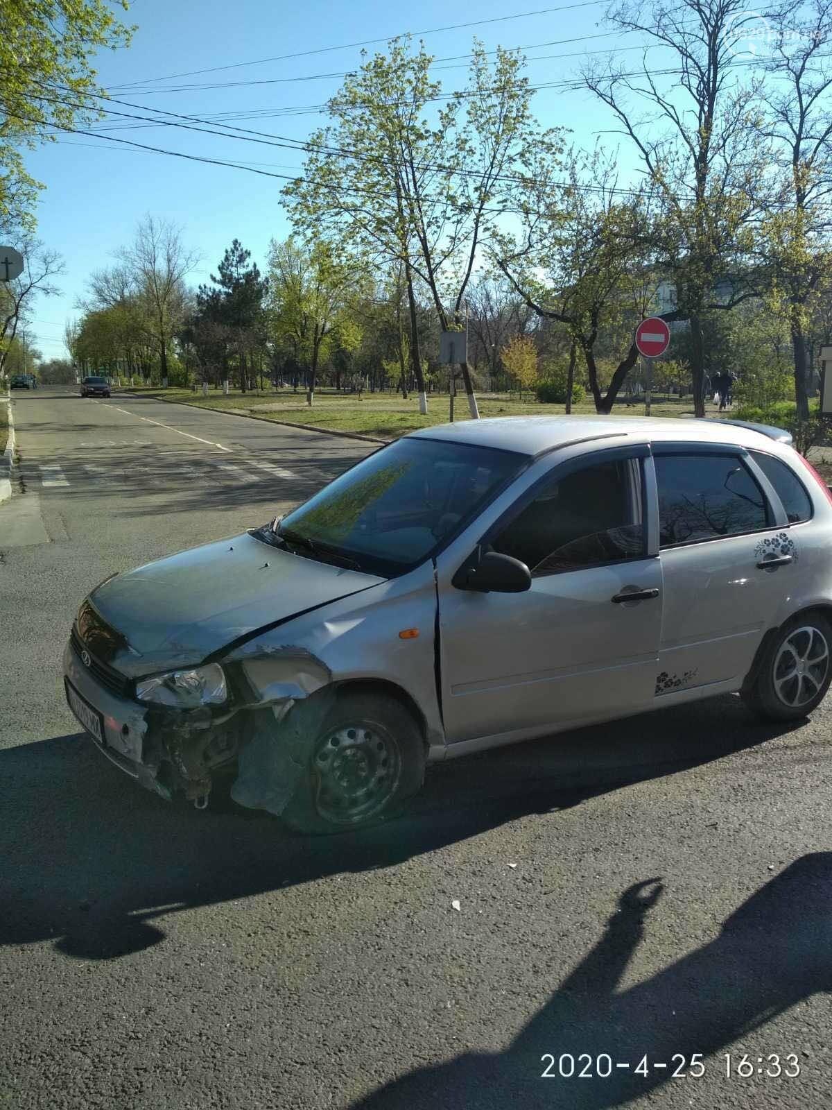 В Левобережном районе в аварии пострадала девушка, - ФОТО, фото-4