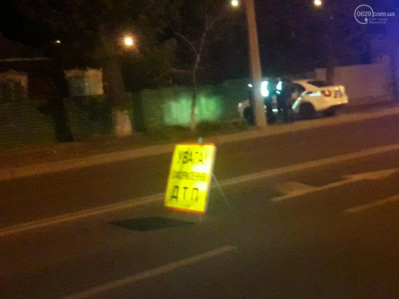 Тройное ДТП в Мариуполе. Есть пострадавший, - ФОТО, фото-7