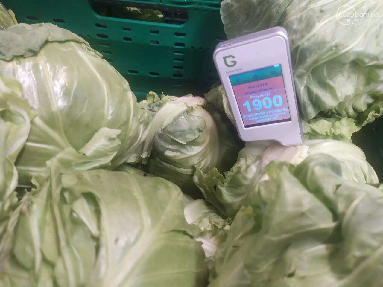 Осторожно, нитраты! В супермаркетах Мариуполя продают опасную редиску и капусту, - ФОТО, фото-12