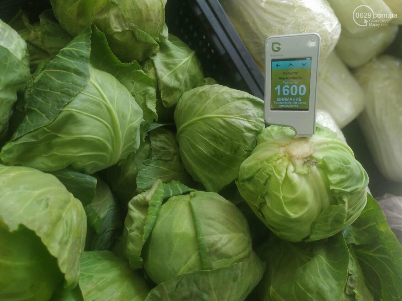 Осторожно, нитраты! В супермаркетах Мариуполя продают опасную редиску и капусту, - ФОТО, фото-9