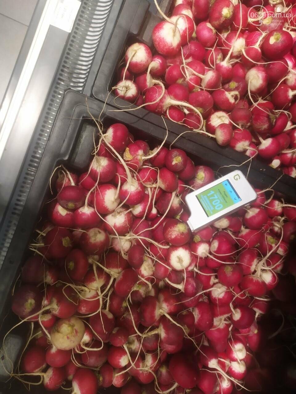 Осторожно, нитраты! В супермаркетах Мариуполя продают опасную редиску и капусту, - ФОТО, фото-4