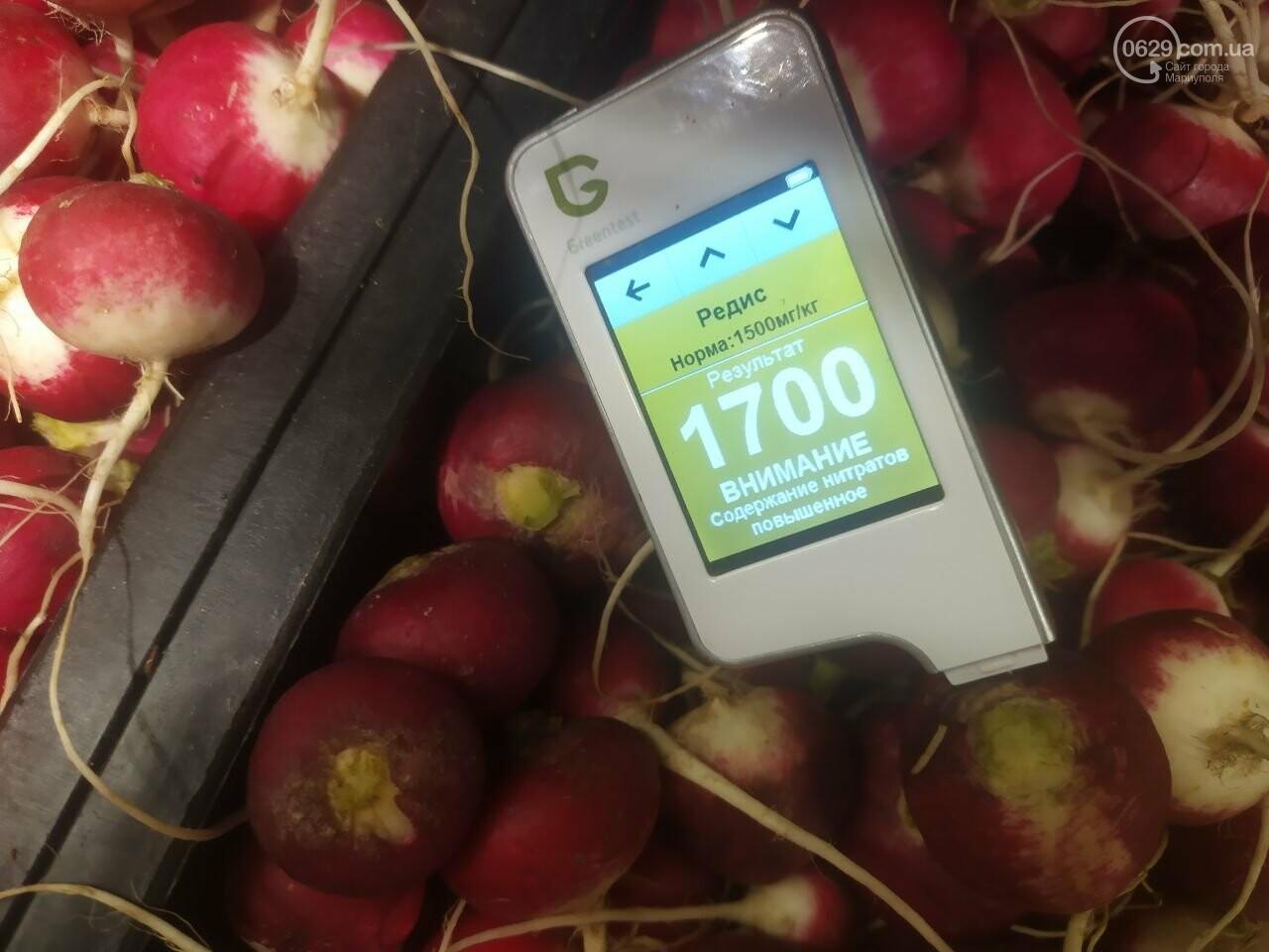 Осторожно, нитраты! В супермаркетах Мариуполя продают опасную редиску и капусту, - ФОТО, фото-5