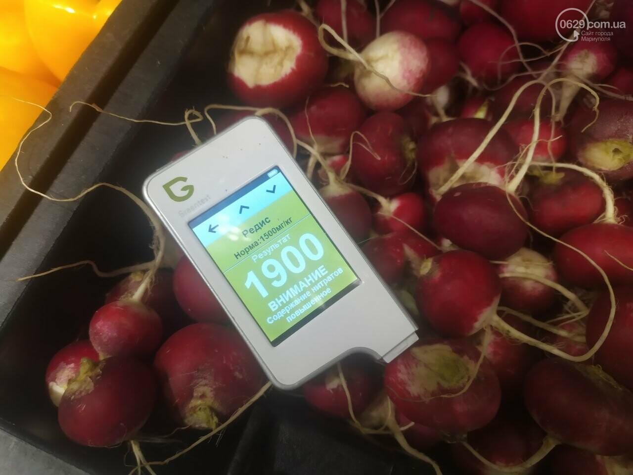 Осторожно, нитраты! В супермаркетах Мариуполя продают опасную редиску и капусту, - ФОТО, фото-3