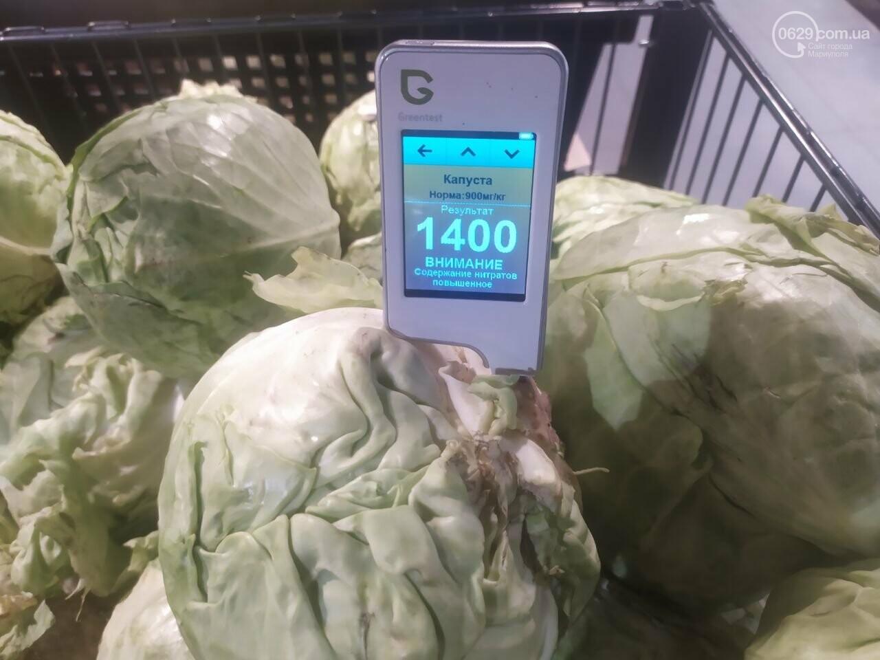 Осторожно, нитраты! В супермаркетах Мариуполя продают опасную редиску и капусту, - ФОТО, фото-11