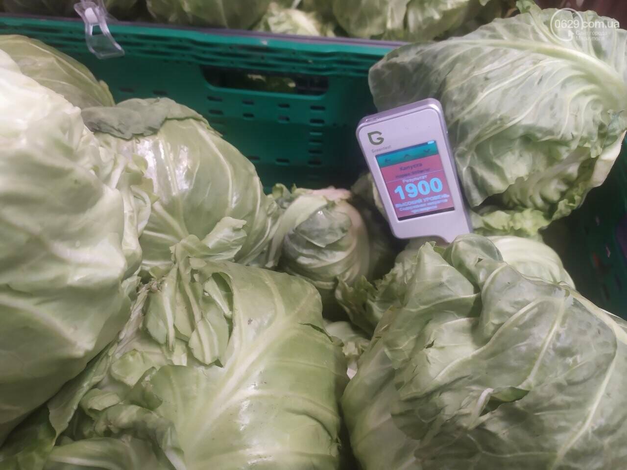 Осторожно, нитраты! В супермаркетах Мариуполя продают опасную редиску и капусту, - ФОТО, фото-13