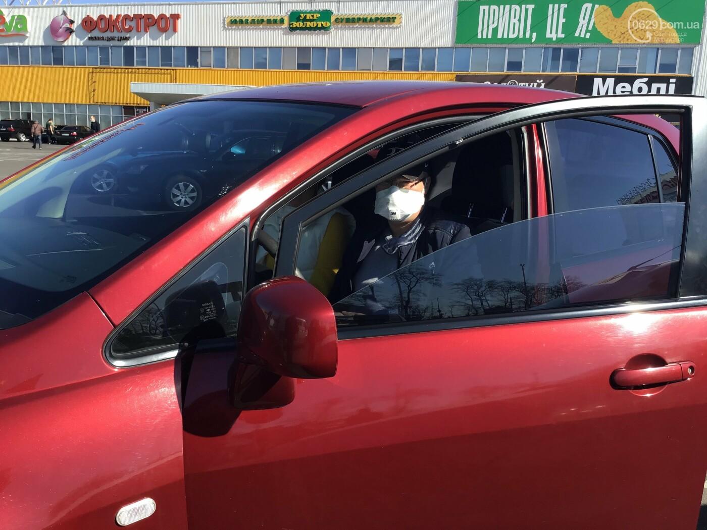 Автопробег в поддержку малого бизнеса: в Мариуполе митинговали машины, - ФОТО, ВИДЕО, фото-12
