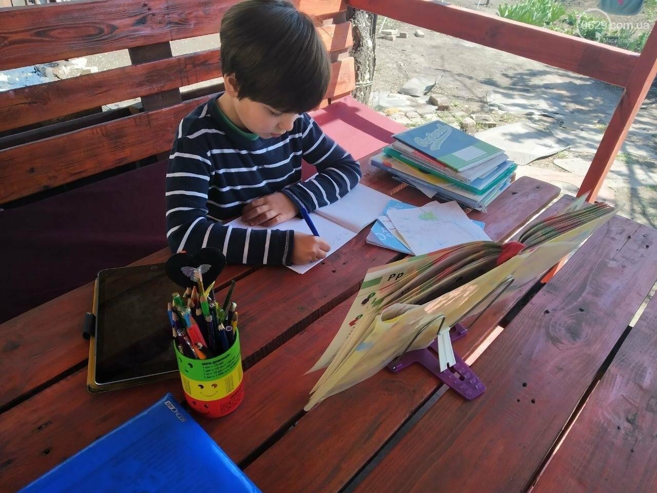 Дистанционное обучение: как мариупольские школы прошли путь от шока до первых результатов, - ФОТО, ВИДЕО, фото-3