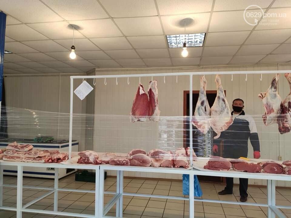 Как в Мариуполе открывались рынки после долгого перерыва,- ФОТО, ВИДЕО, фото-13