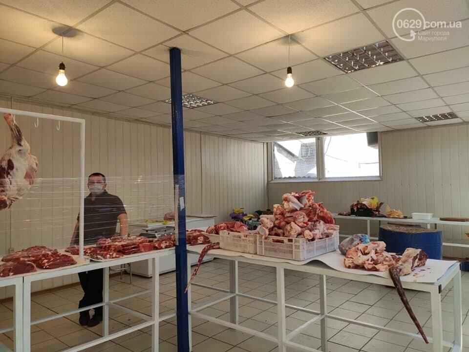 Как в Мариуполе открывались рынки после долгого перерыва,- ФОТО, ВИДЕО, фото-14