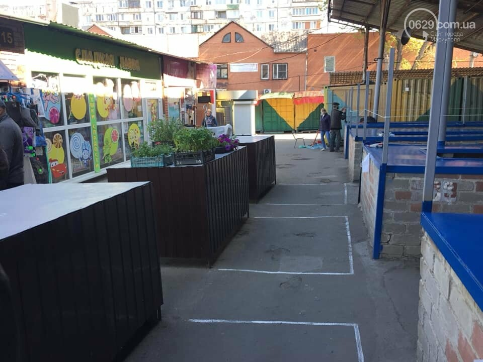 Как в Мариуполе открывались рынки после долгого перерыва,- ФОТО, ВИДЕО, фото-6