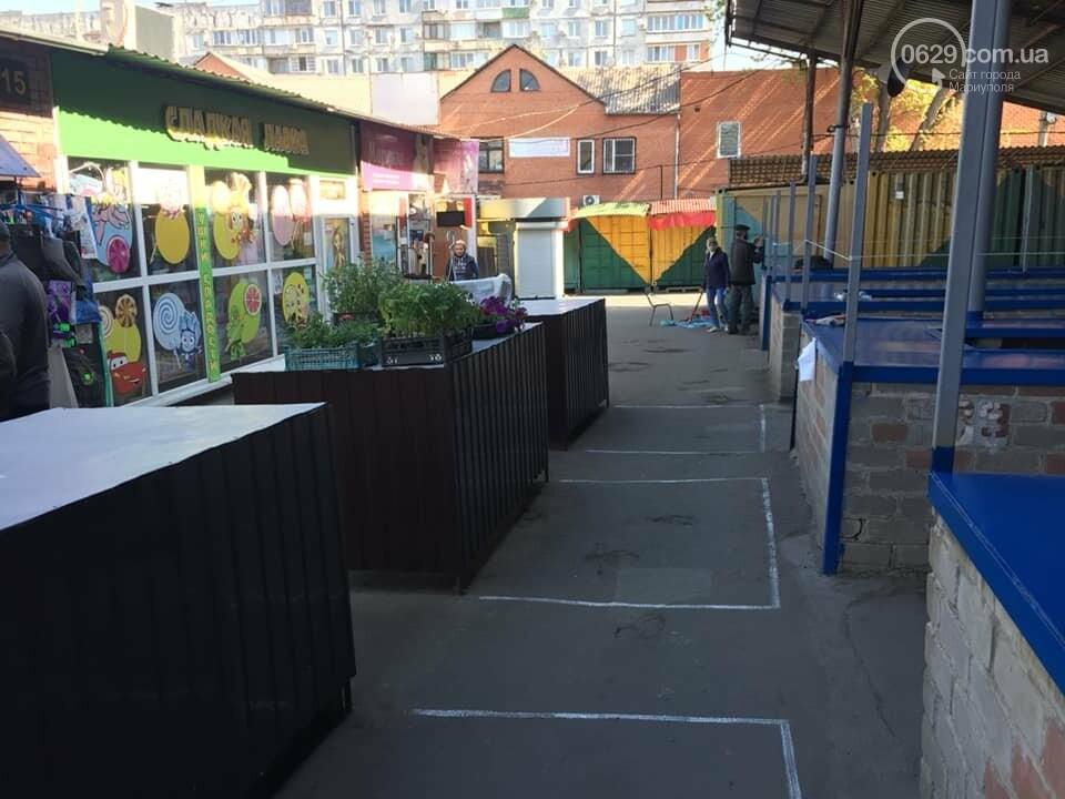 Как в Мариуполе открывались рынки после долгого перерыва,- ФОТО, ВИДЕО, фото-7