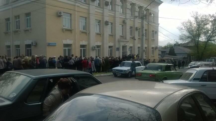 11 мая 2014-го. Как мариупольцы на референдум ходили, и почему появилась «ДНР», - ФОТО, фото-1