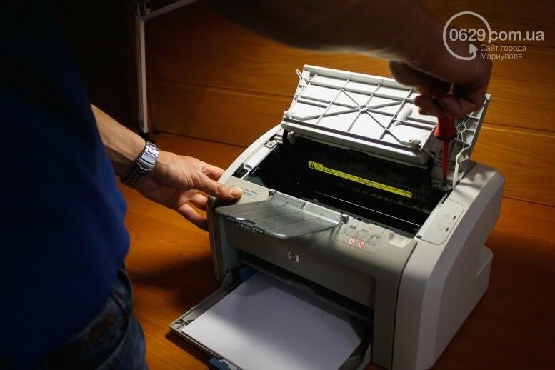 OK-Service - ремонт принтеров, заправка картриджей, фото-2