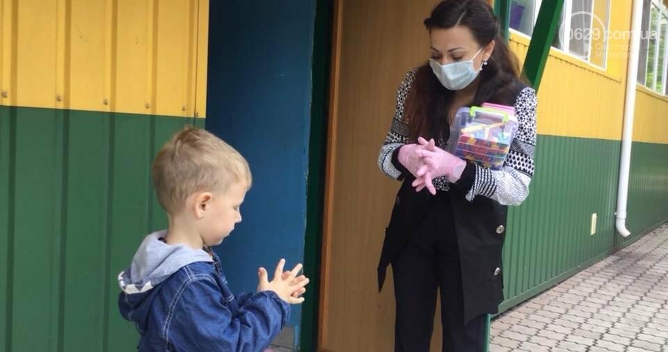 Детские сады открылись. Как воспитатели и дети привыкают к стерильно-карантинной реальности, - ФОТО, фото-4