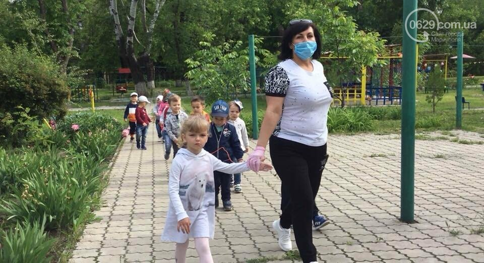 Детские сады открылись. Как воспитатели и дети привыкают к стерильно-карантинной реальности, - ФОТО, фото-5