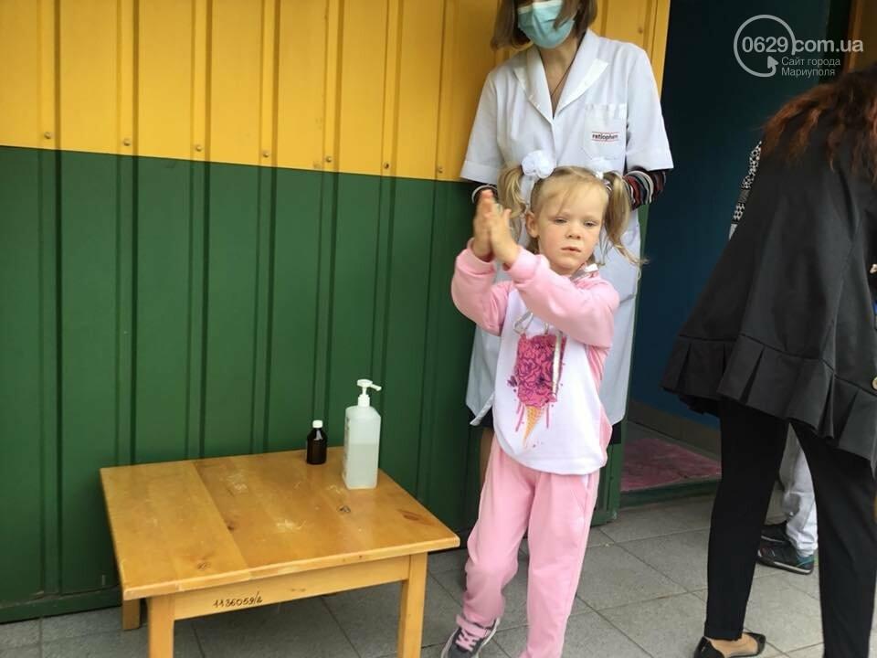 Детские сады открылись. Как воспитатели и дети привыкают к стерильно-карантинной реальности, - ФОТО, фото-3