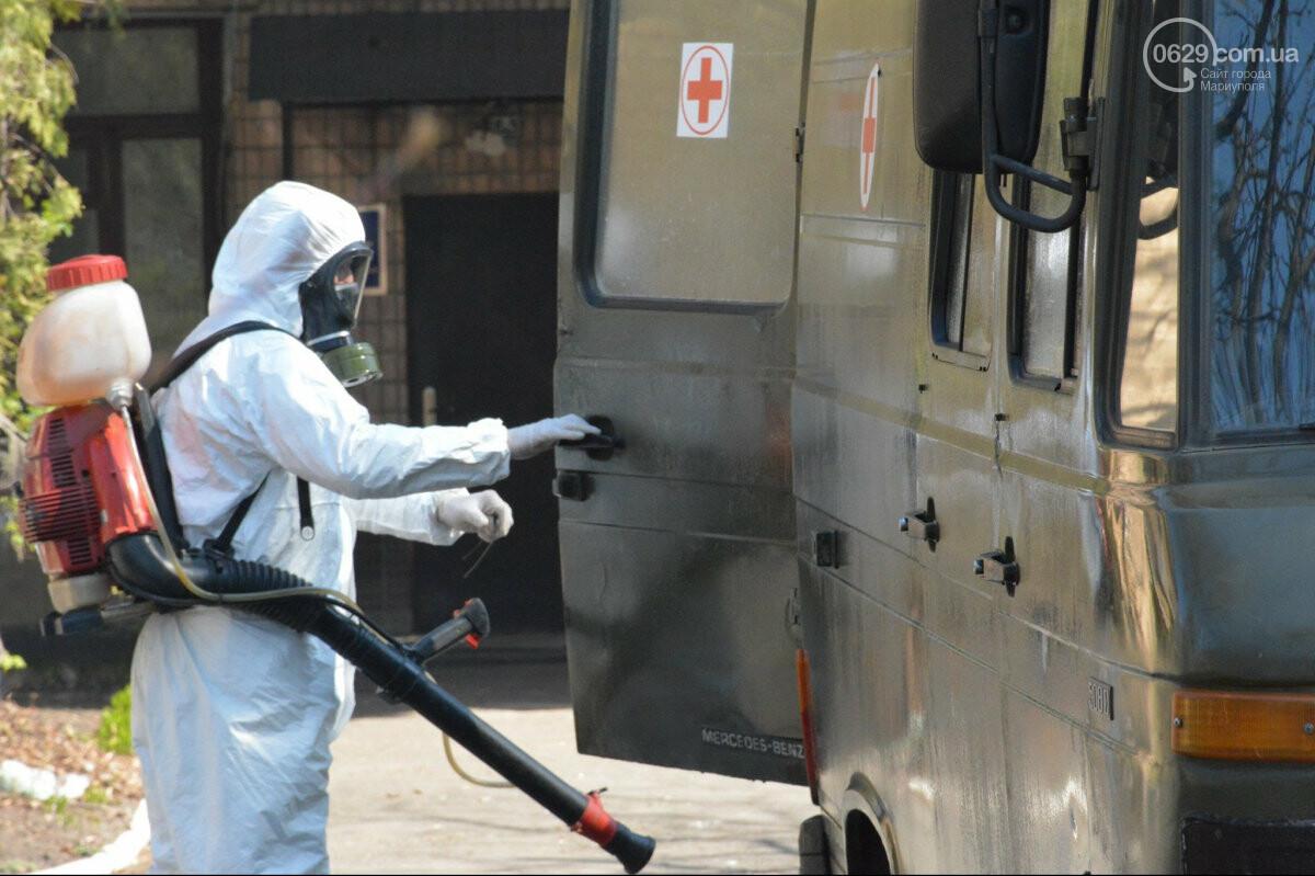 Защита для защитников. Как украинские армейцы спасаются от коронавируса,- ФОТО , фото-8