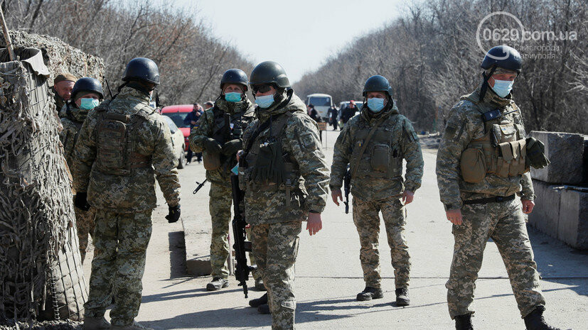 Защита для защитников. Как украинские армейцы спасаются от коронавируса,- ФОТО , фото-1