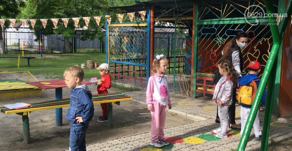 Детские сады открылись. Как воспитатели и дети привыкают к стерильно-карантинной реальности, - ФОТО, фото-9