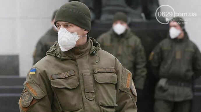 Защита для защитников. Как украинские армейцы спасаются от коронавируса,- ФОТО , фото-7