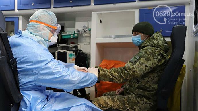 Защита для защитников. Как украинские армейцы спасаются от коронавируса,- ФОТО , фото-5