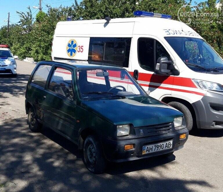 В Мариуполе под колеса авто попала 81- летняя женщина, фото-1
