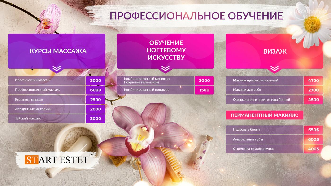 Online обучение в школе современной косметологии Start Estet, фото-14