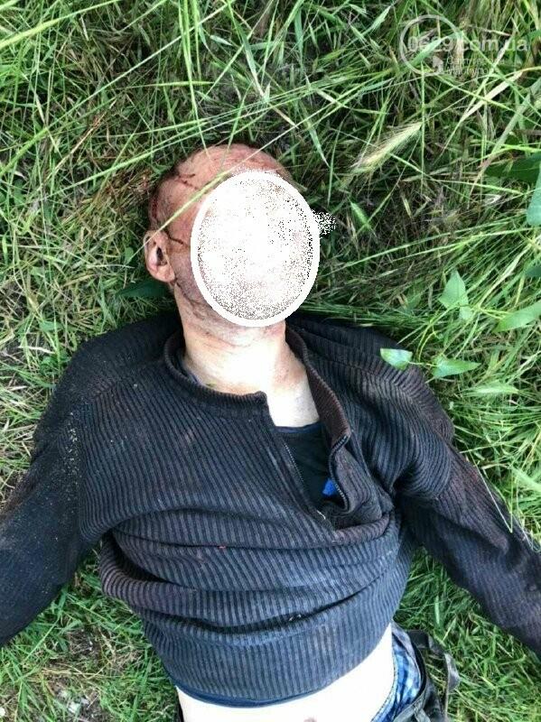 В дачном поселке Мариуполя обнаружен труп,- ФОТО 18+, фото-3