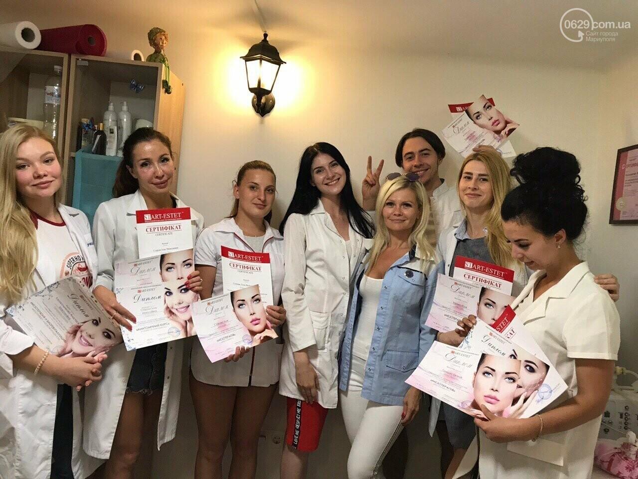 Online обучение в школе современной косметологии Start Estet, фото-48
