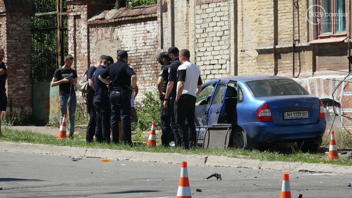 В Мариуполе на опасном перекрёстке в аварии  пострадало 7 человек,- ФОТО, фото-3
