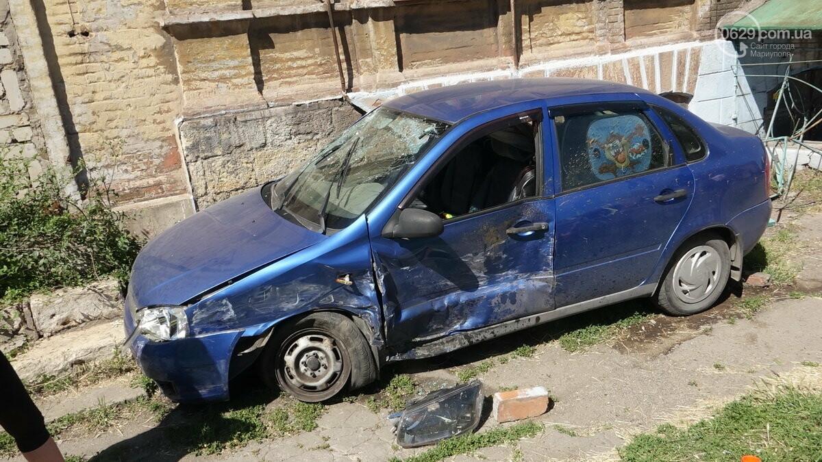 В Мариуполе на опасном перекрёстке в аварии  пострадало 7 человек,- ФОТО, фото-2