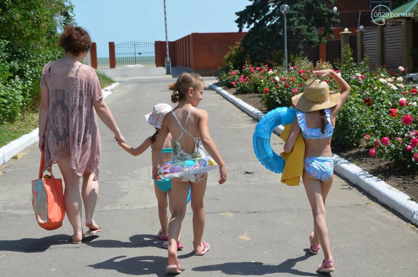 База «Троянда» корпус №5 в Мелекино - комфортный отдых у самого моря!, фото-1