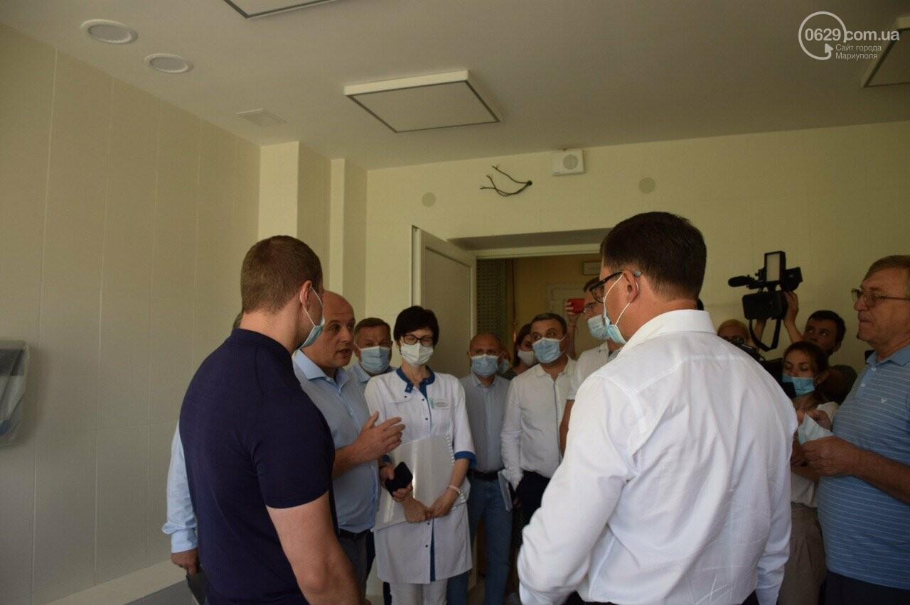 Ремонт длиной в 3 года. Детскую хирургию в Мариуполе обещают открыть осенью, - ФОТОРЕПОРТАЖ+ВИДЕО, фото-2
