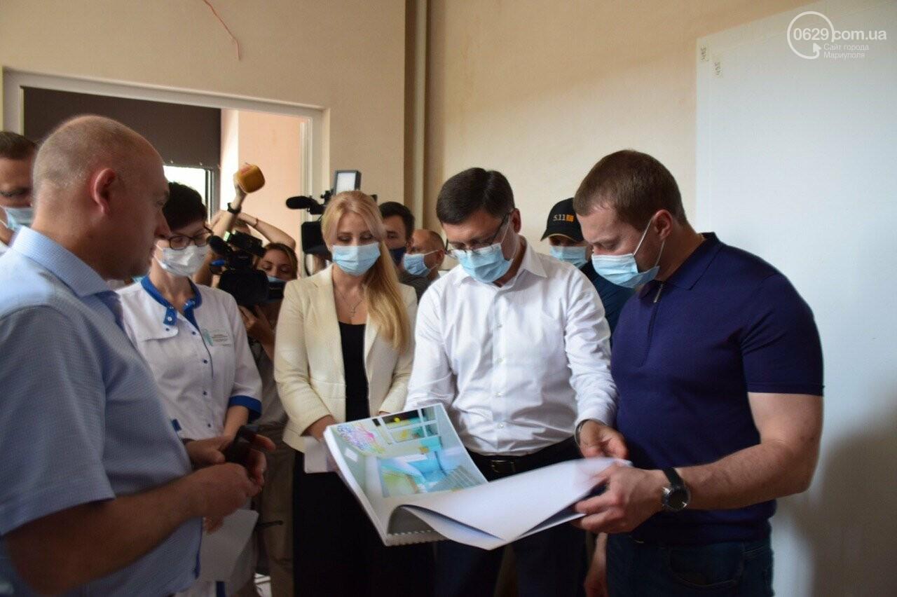 Ремонт длиной в 3 года. Детскую хирургию в Мариуполе обещают открыть осенью, - ФОТОРЕПОРТАЖ+ВИДЕО, фото-1