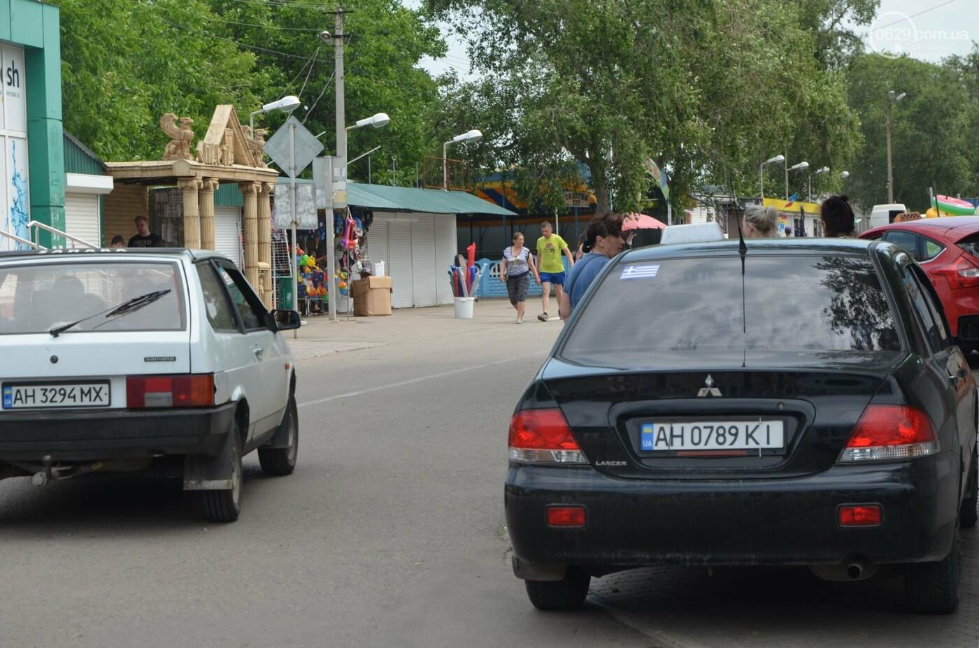 "Урзуф:  курортный поселок, где ""все  включено"", - ФОТО, фото-2"