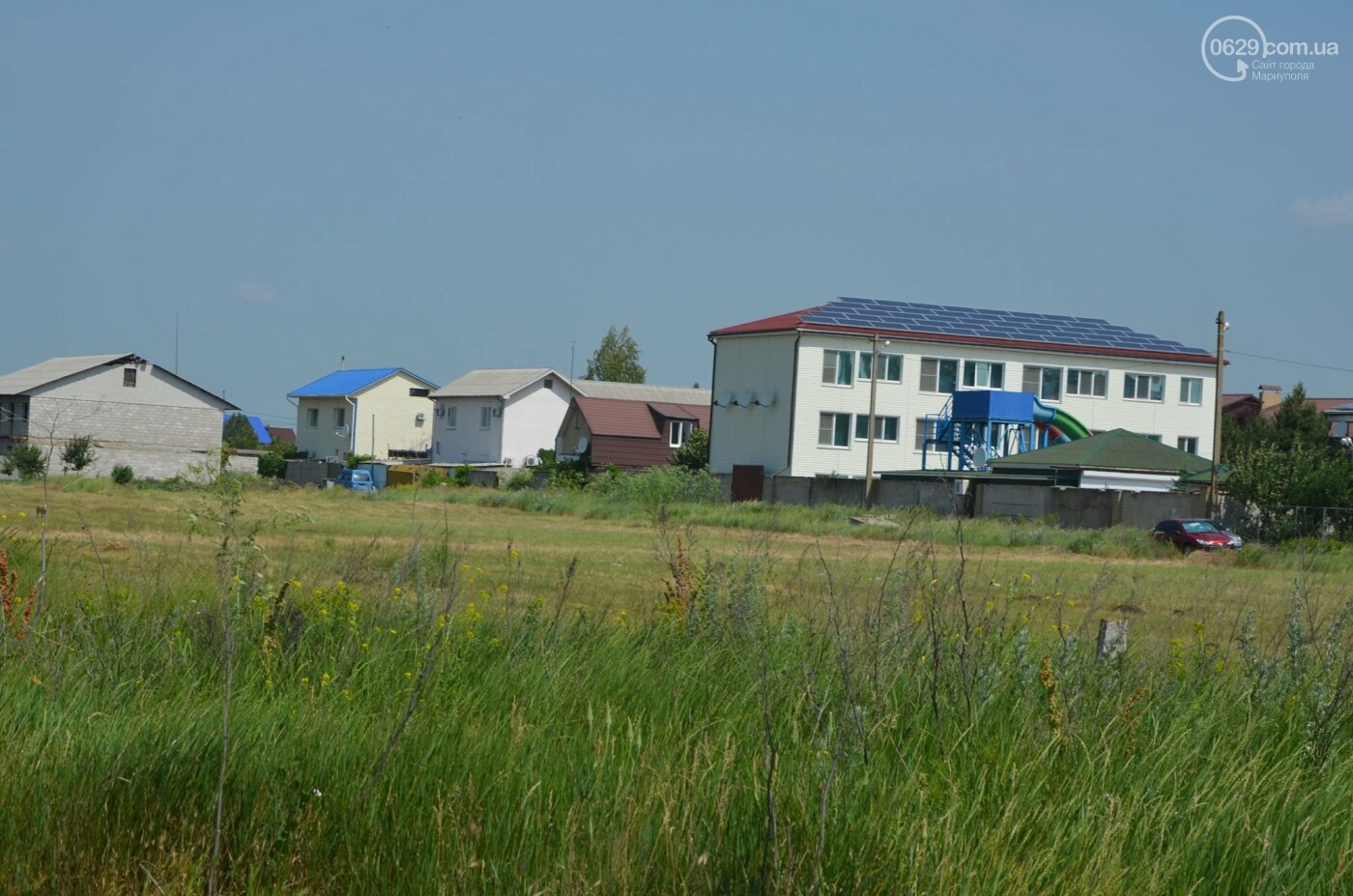 "Урзуф:  курортный поселок, где ""все  включено"", - ФОТО, фото-1"