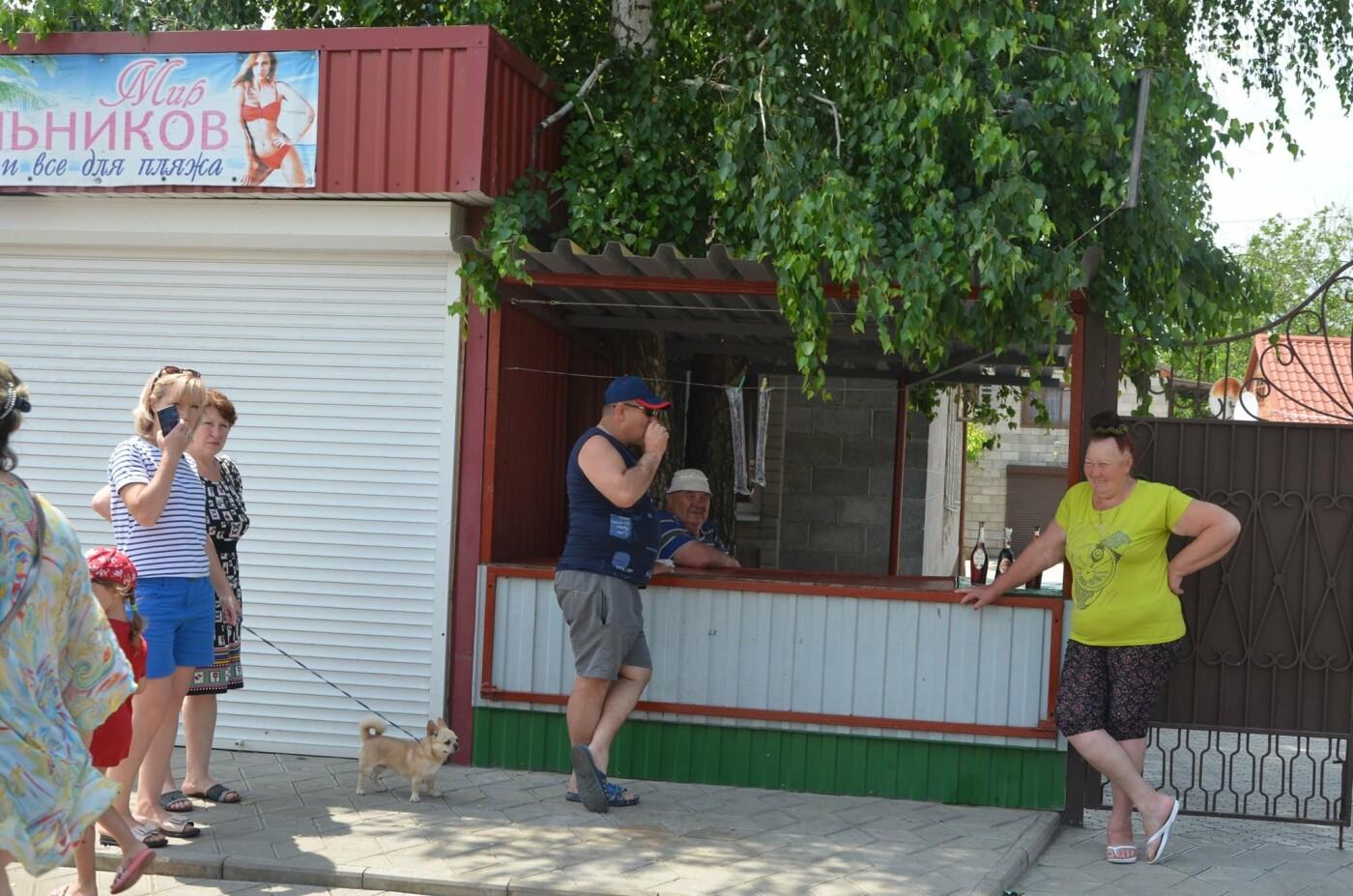 "Урзуф:  курортный поселок, где ""все  включено"", - ФОТО, фото-7"