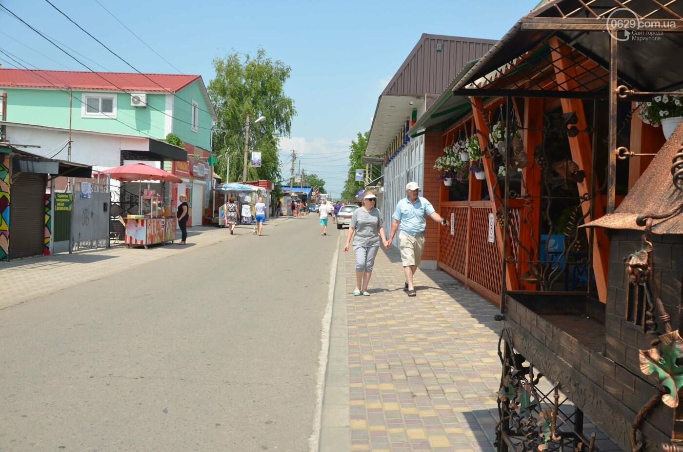"Урзуф:  курортный поселок, где ""все  включено"", - ФОТО, фото-6"