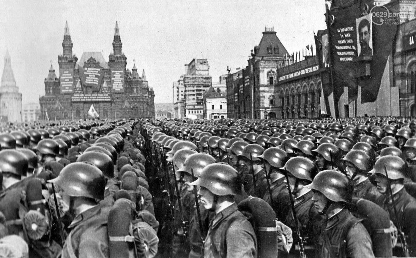Более 10 млн погибших украинцев... В Мариуполе почтили память жертв Второй мировой войны, - ФОТОРЕПОРТАЖ, фото-1