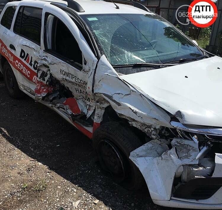 В аварии на трассе Мангуш - Урзуф пострадали двое детей, - ФОТО, фото-6